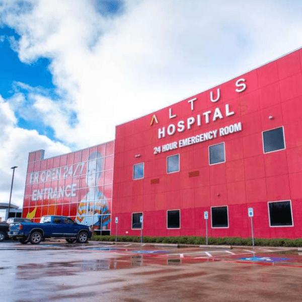 Hardin County nets hospital with Altus transition