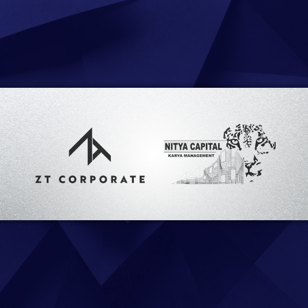 ZT Corporate and Nitya Capital To Explore Joint Opportunities