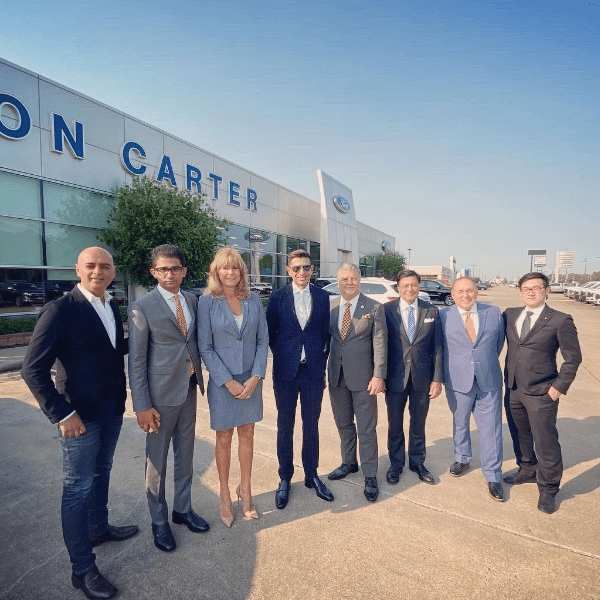 ZT Motors Comes Home to Houston with Acquisition of Ron Carter Autoland