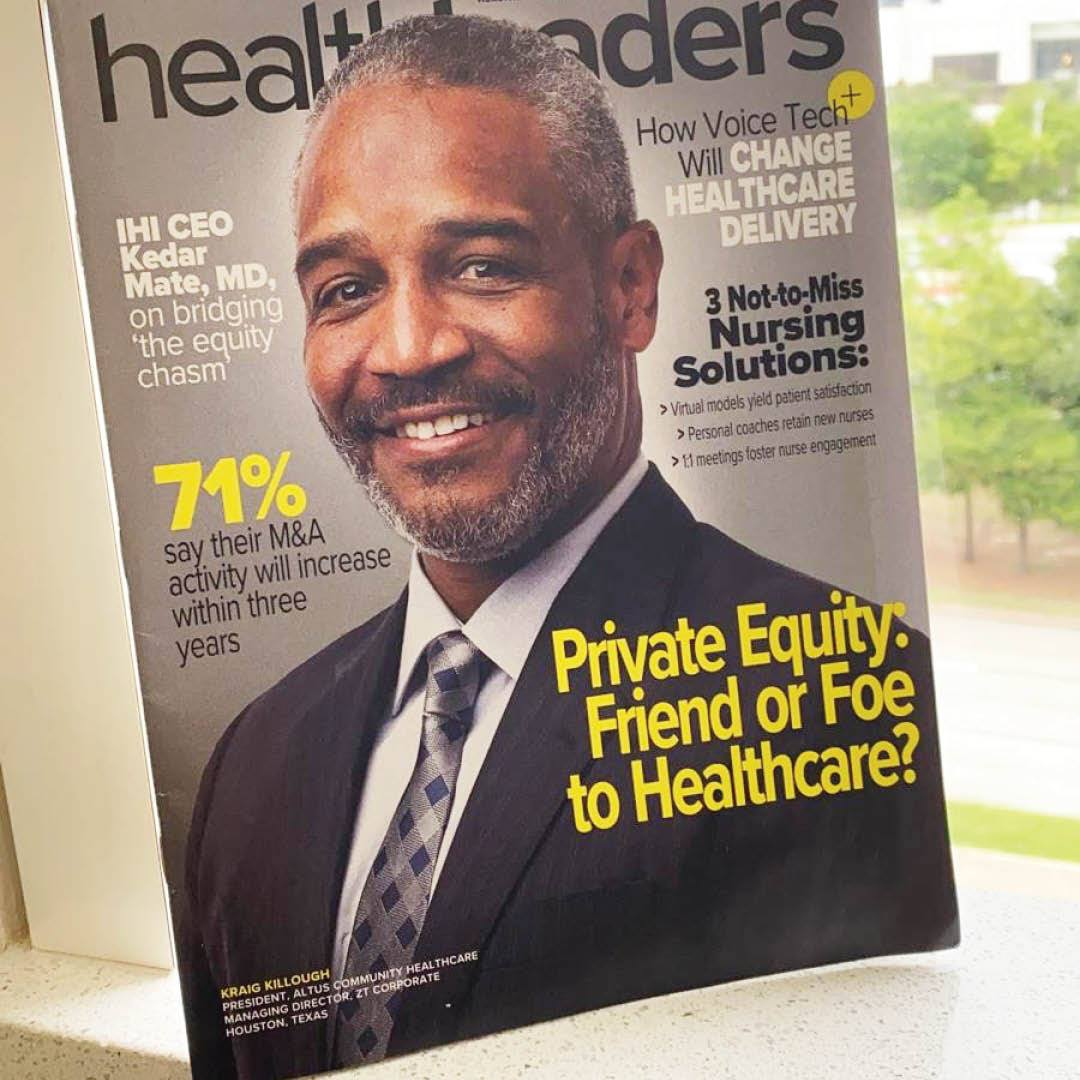 PRIVATE EQUITY: FRIEND OR FOE TO HEALTHCARE?
