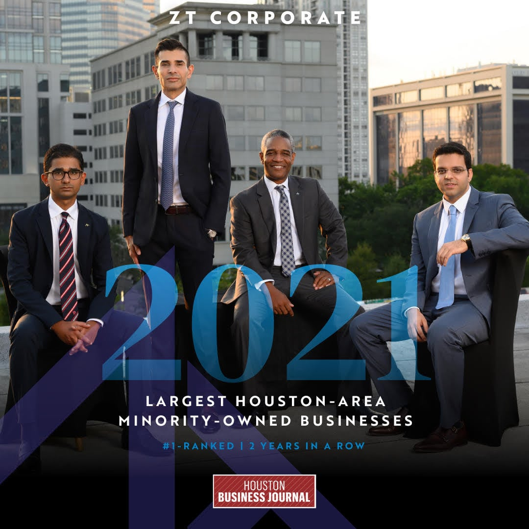 2021 Largest Houston-Area Minority-Owned Businesses