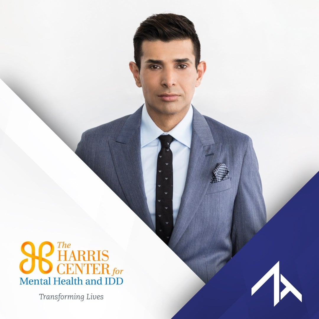 ZT Corporate CEO Taseer Badar Joins The Harris Center for Mental Health and Intellectual and Developmental Disability Board of Trustees